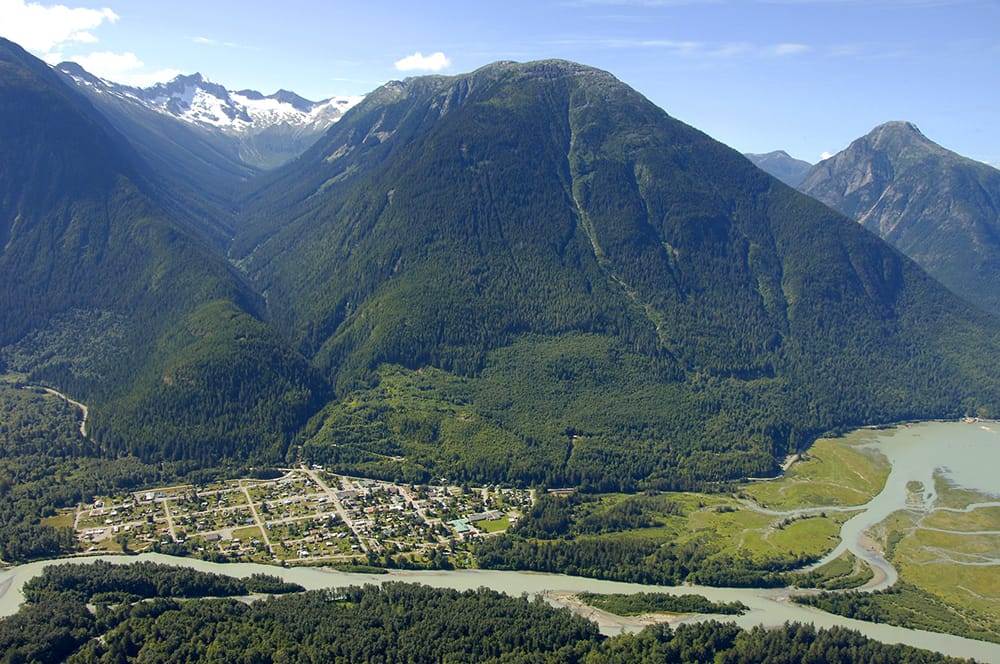 Bella Coola and Nuxalk Mountain