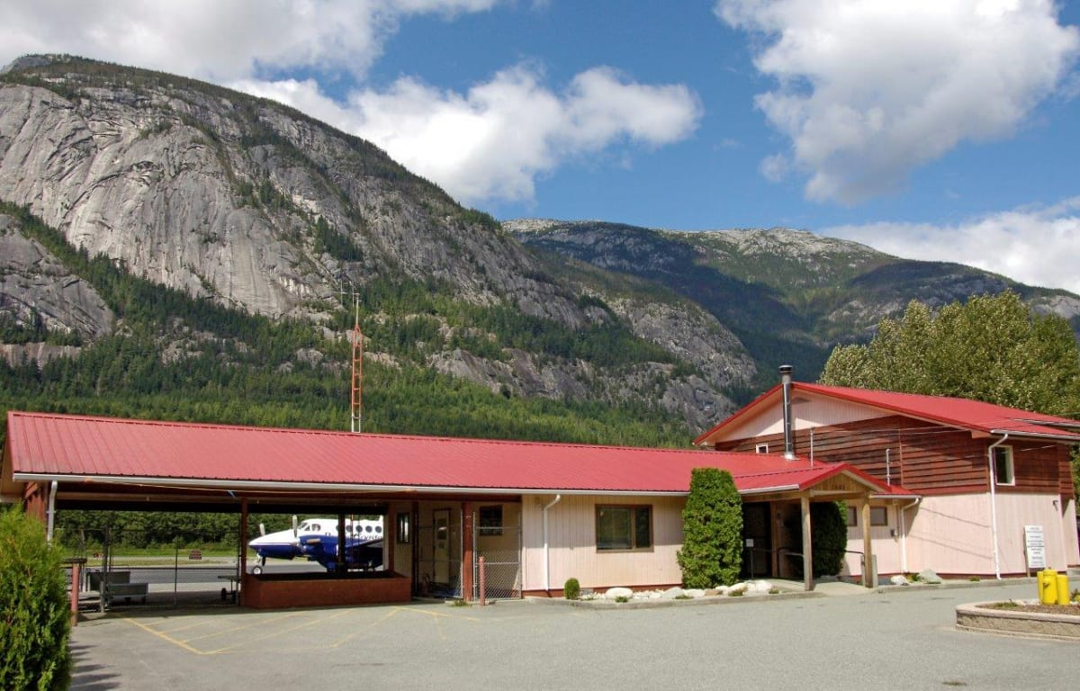 Bella Coola Airport Terminal Building