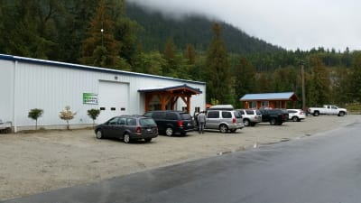 Thorsen Creek Waste and Recycling Centre